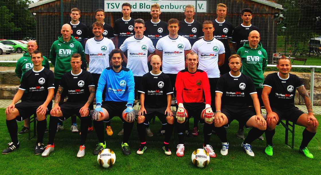 1.Männermannschaft (Foto: E.Just)